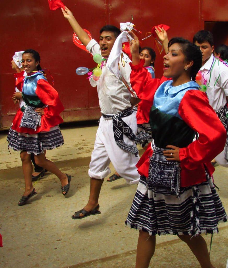 Défilé Raymi Llaqta, Chachapoya culture