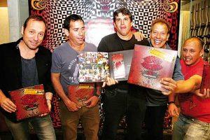 Groupe de musique Pérou