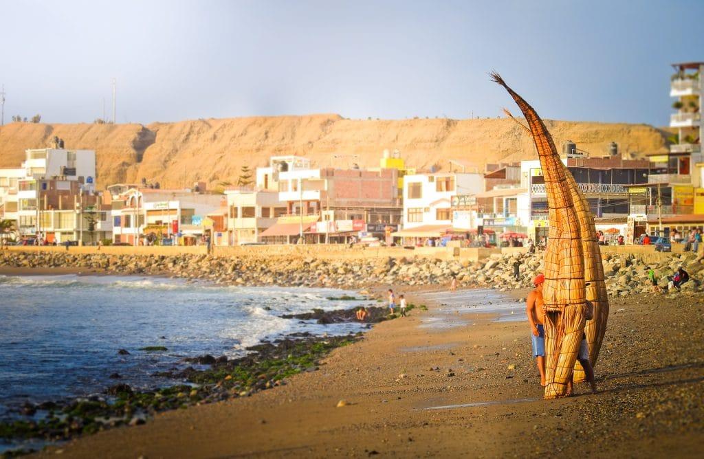 strand huanchaco