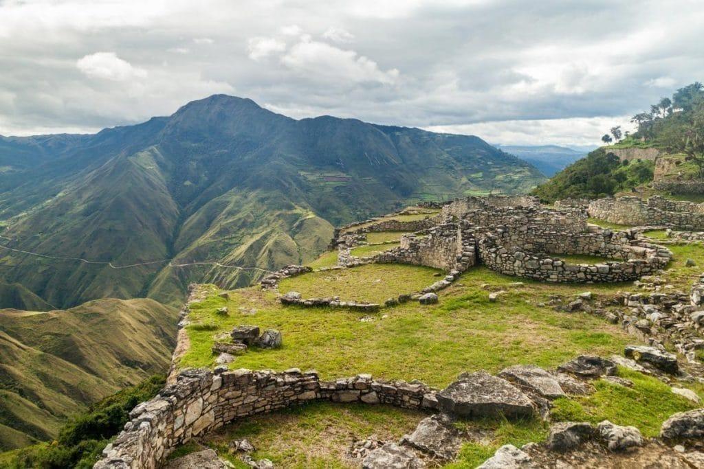 Kuelap, sur l'itinéraire du nord du Pérou