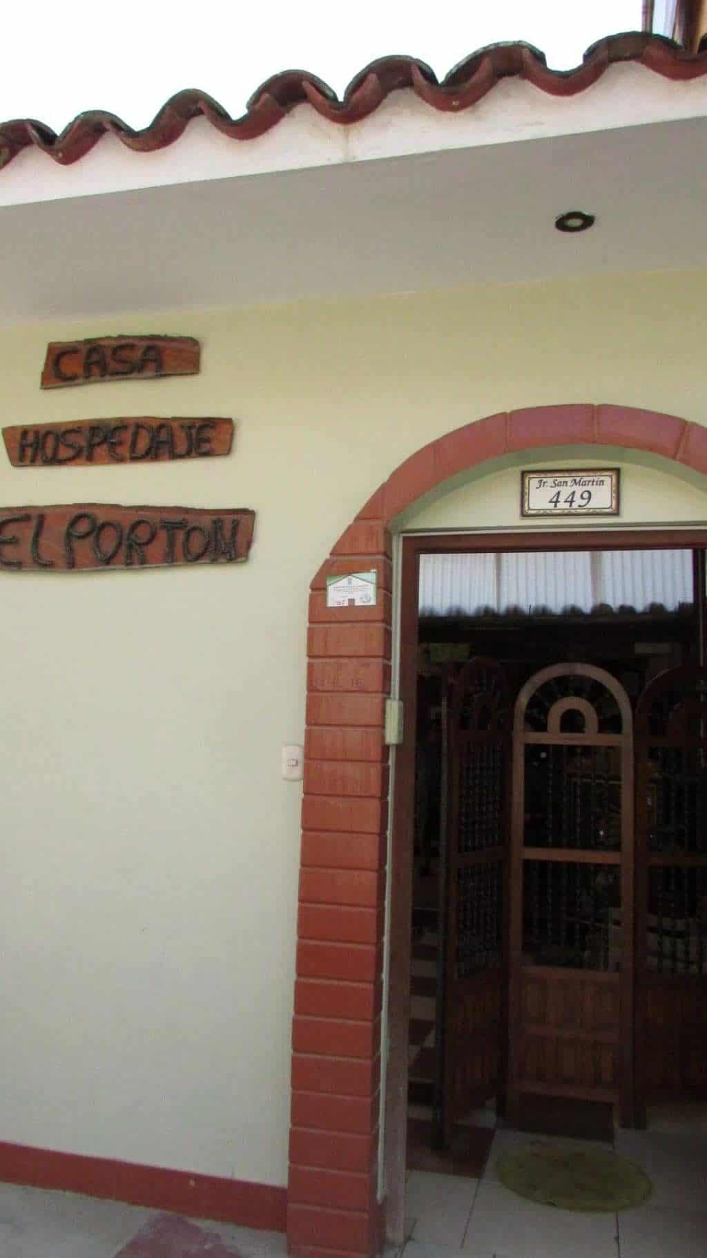 El Porton Moyobamba