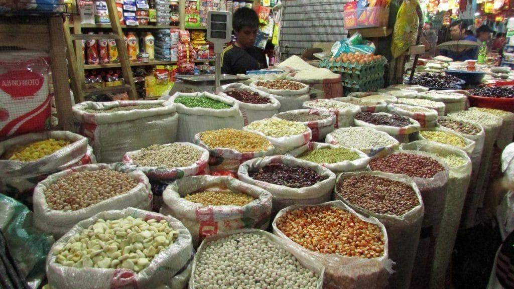 central market Moyobamba