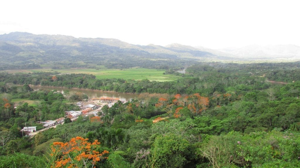 panorama punta Tahuishco