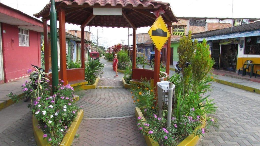 street punta tahuishco