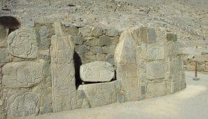 mur de Sechín