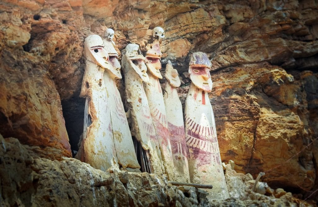 Karajia Voyage au nord du Pérou
