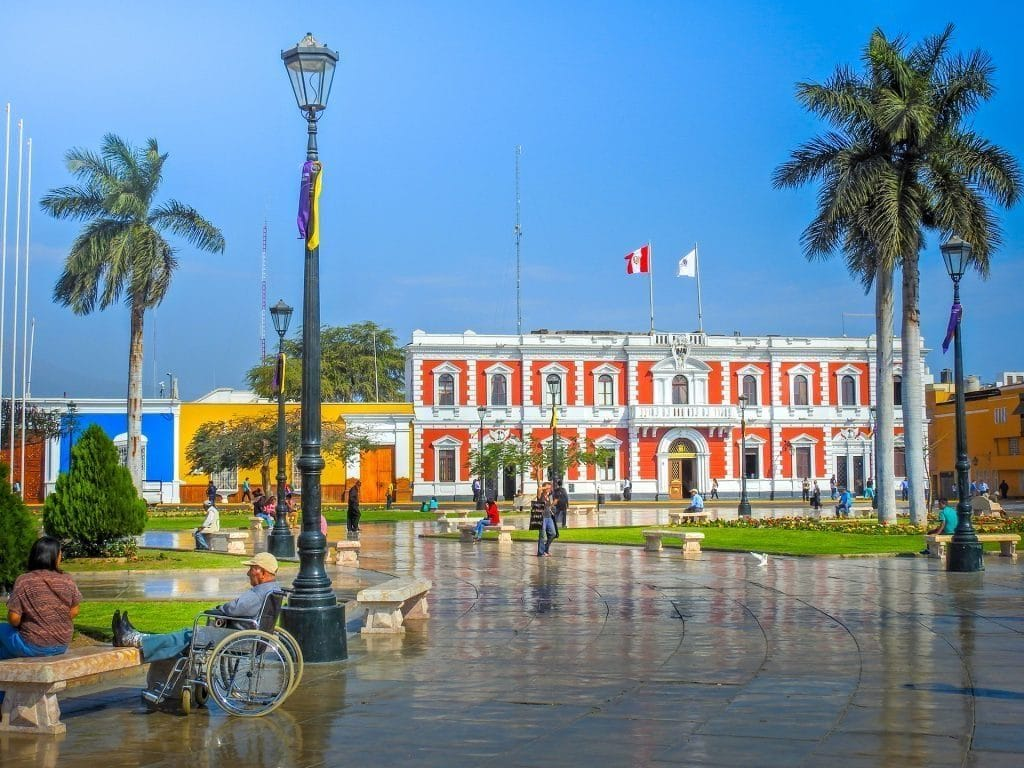 Voyage nord du Pérou