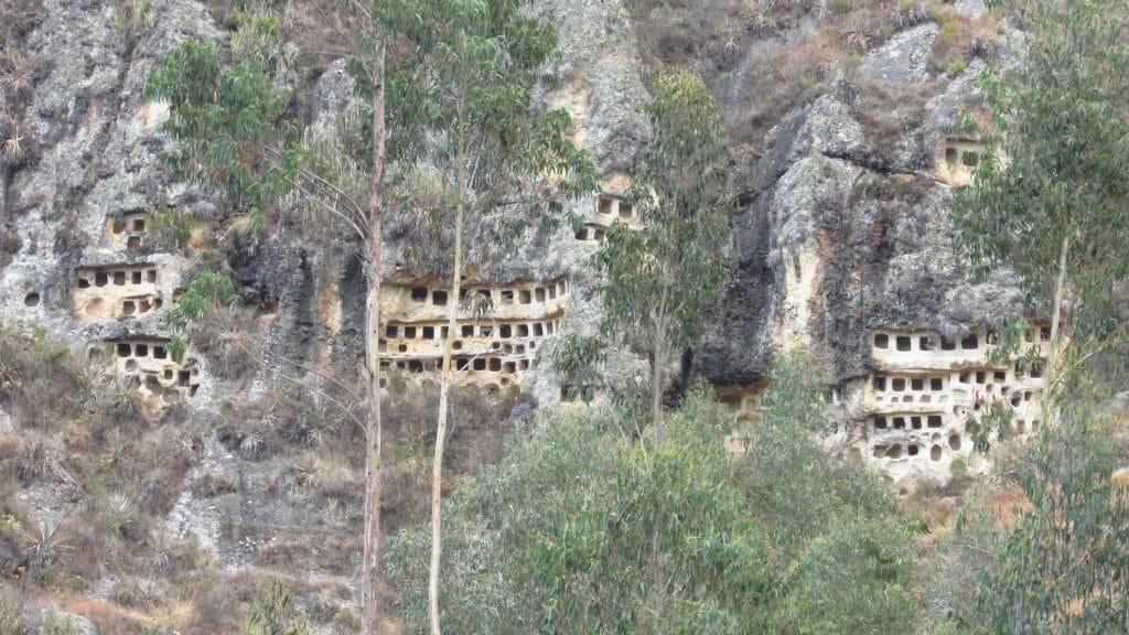 ventanillas von Combayo, Phima voyages