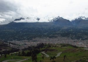 Huaraz Nord du Pérou