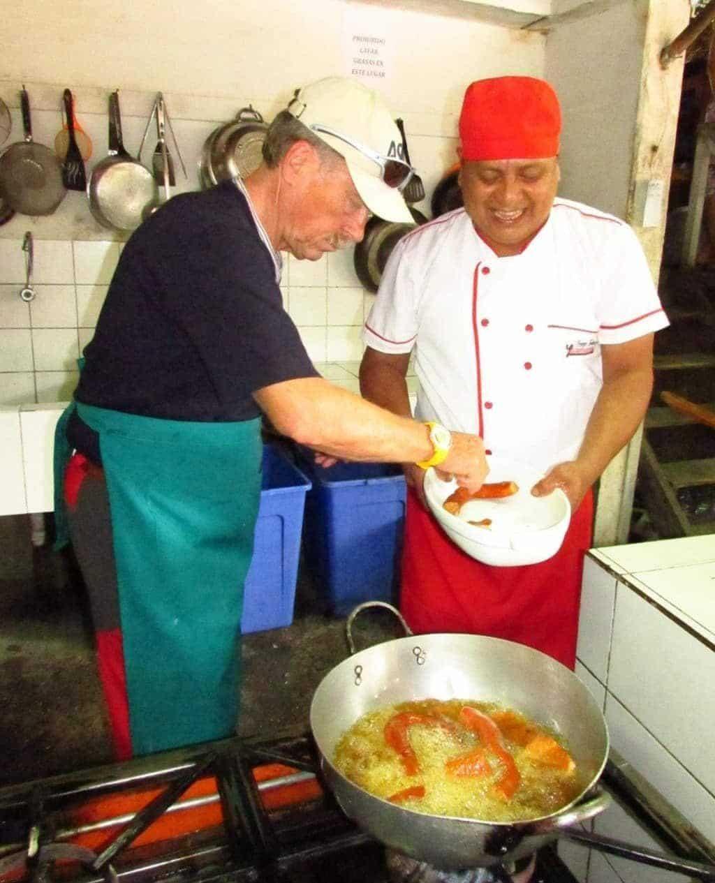 Friture Tacacho, Yacumama