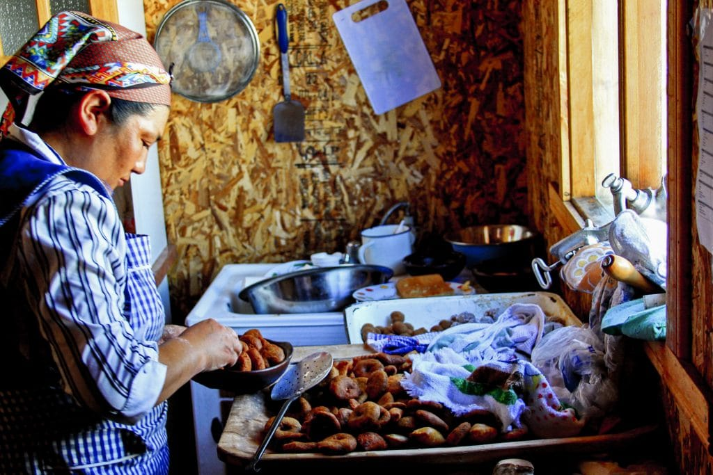 Responsible and rural tourism Chile