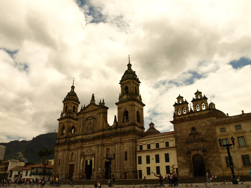 Bogota besichtigen