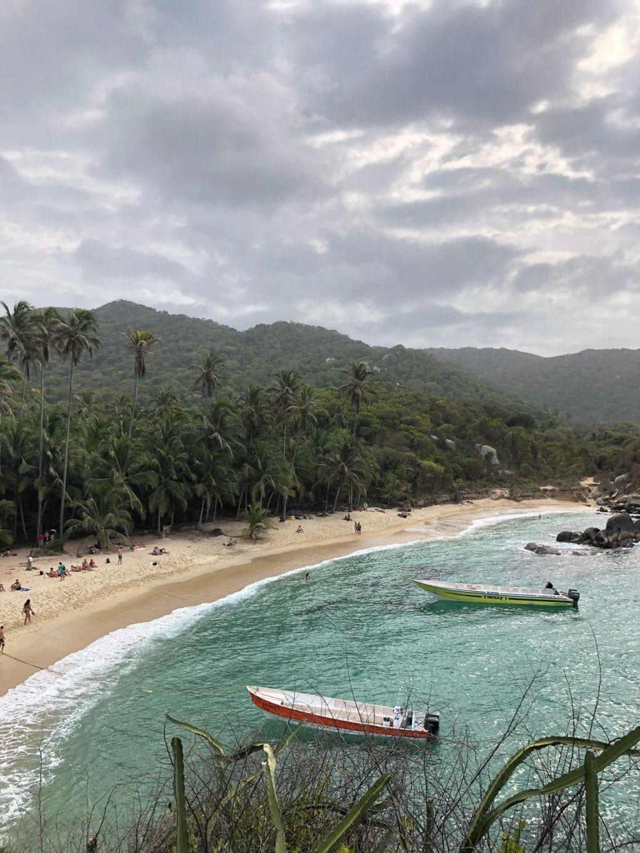 Kolumbienreise