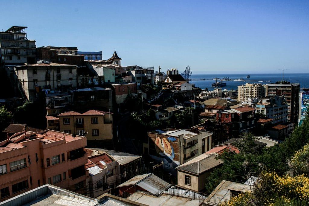 Visit Valparaiso, Chile