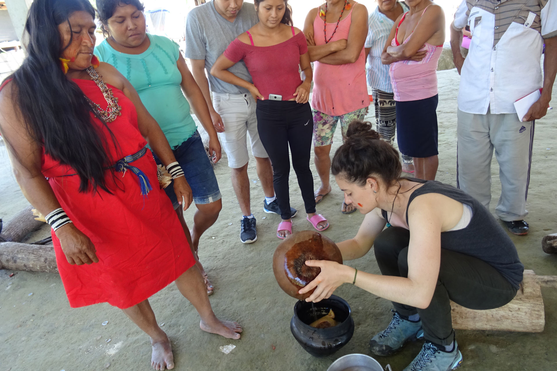 Cours de cuisine Amazonie péruvienne