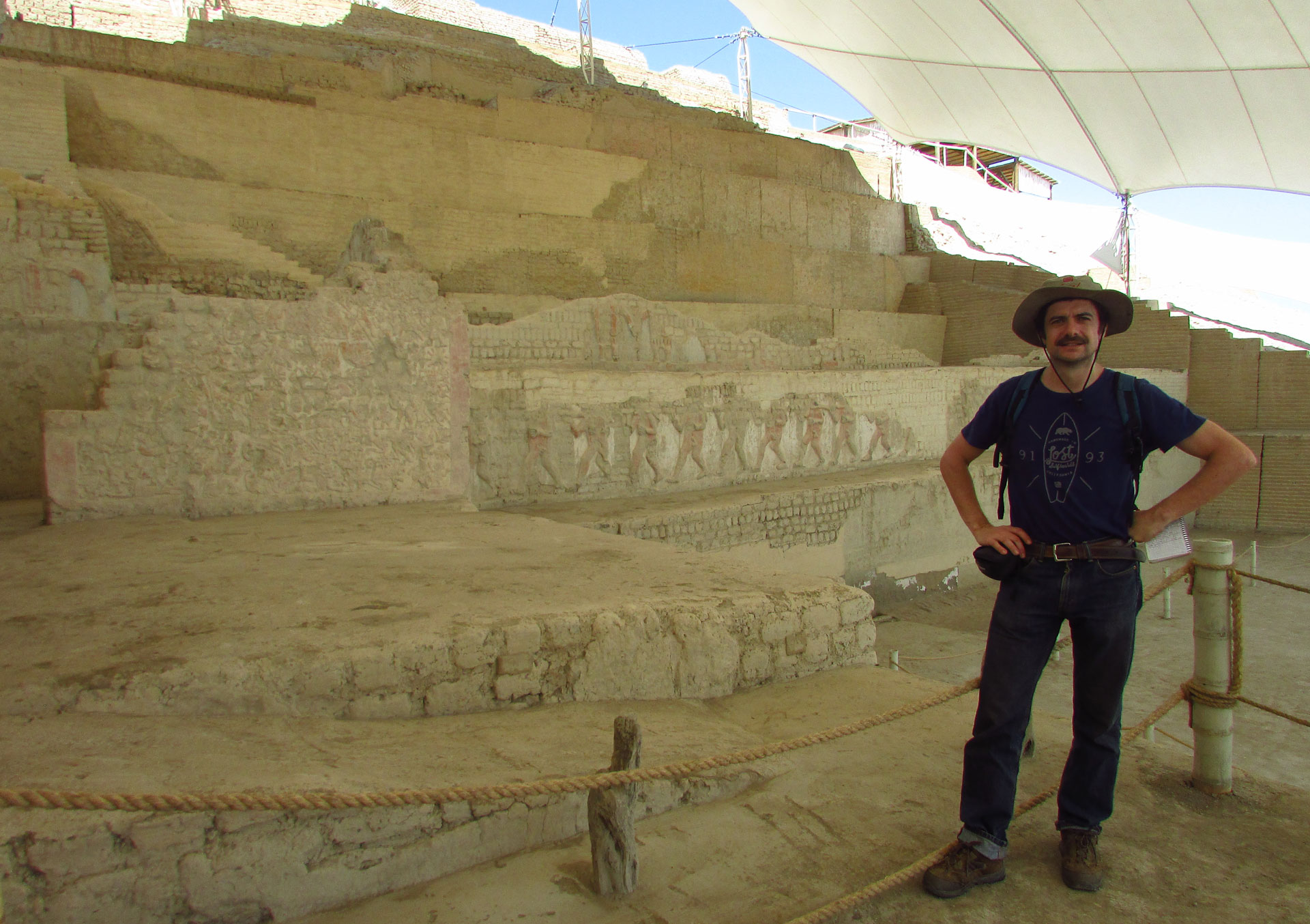 Senora de Cao, archéologie nord du Pérou
