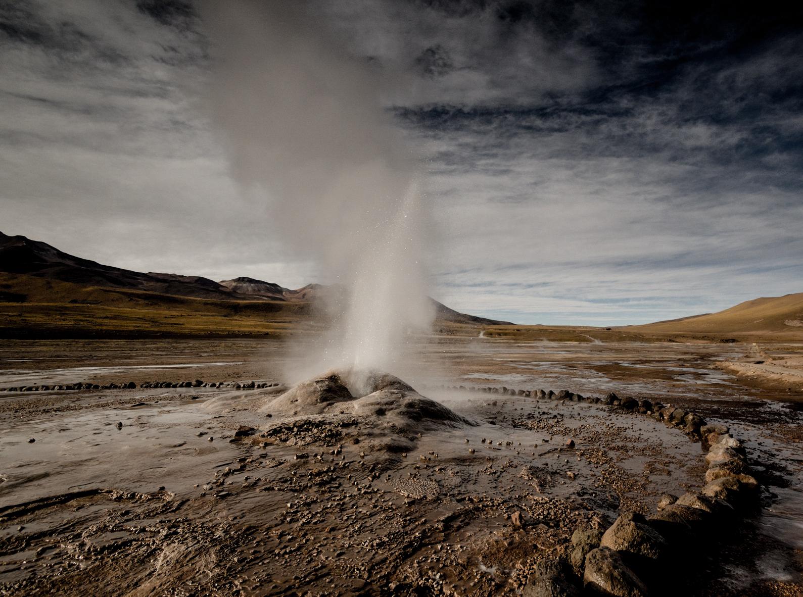 Geysers Atacama Desert
