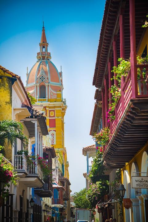 festivités colombie