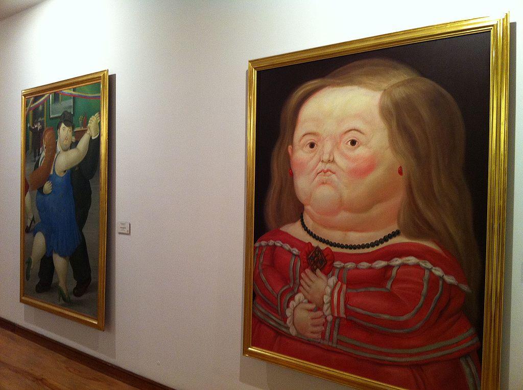 Botero Museum Bogota, Reise nach Kolumbien
