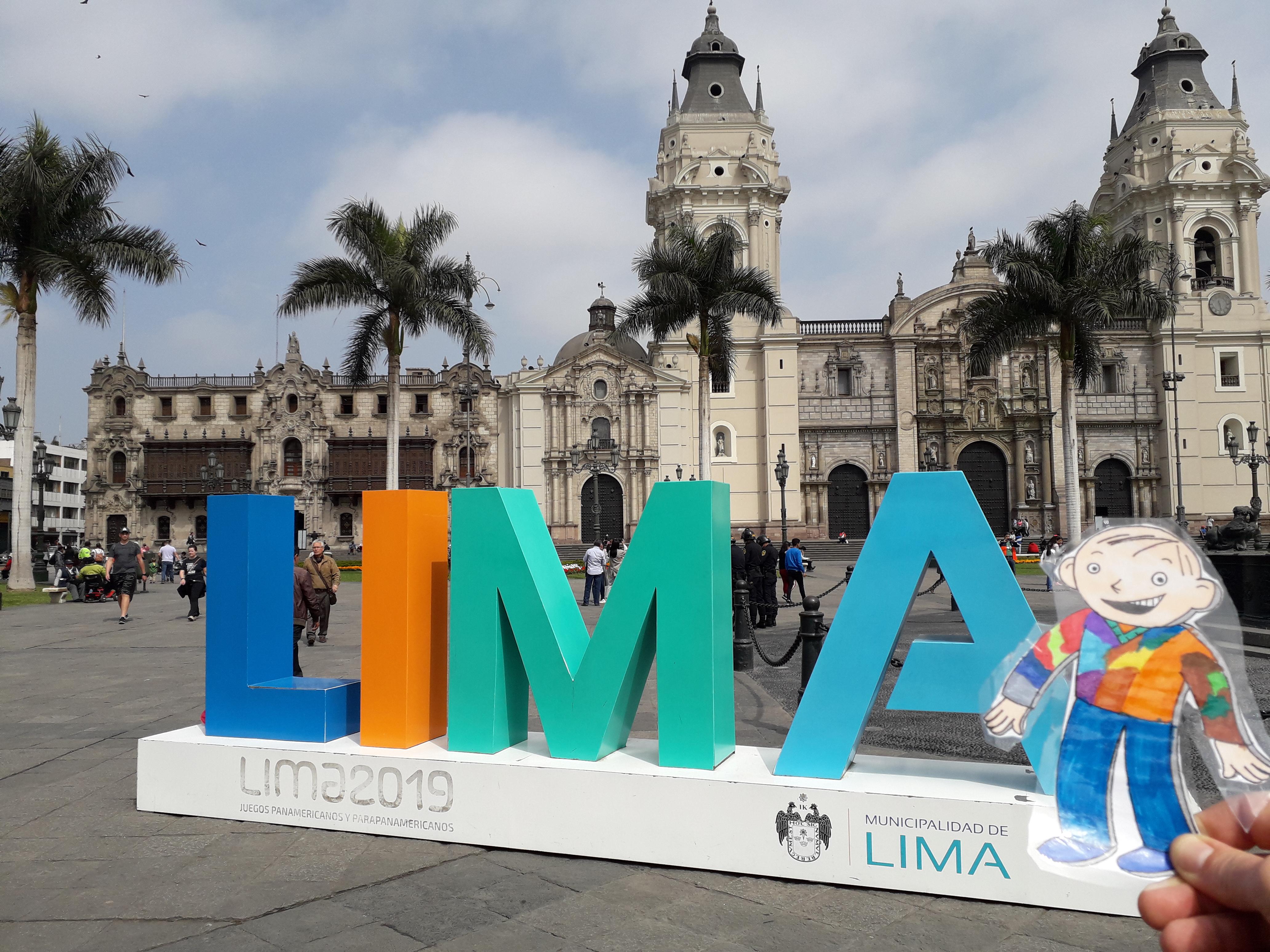 Voyage à Lima avec enfants