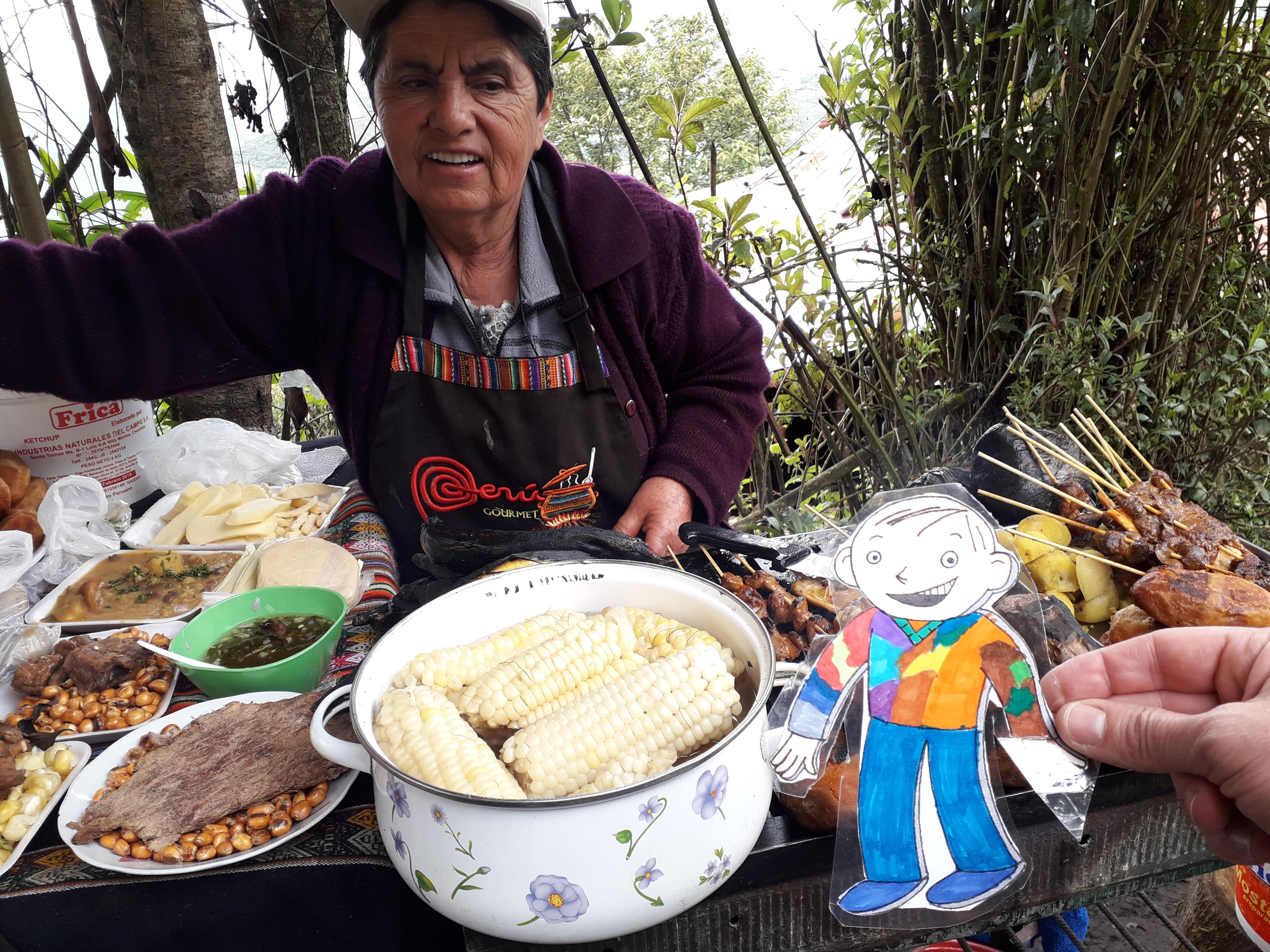 Travel with Children Peru