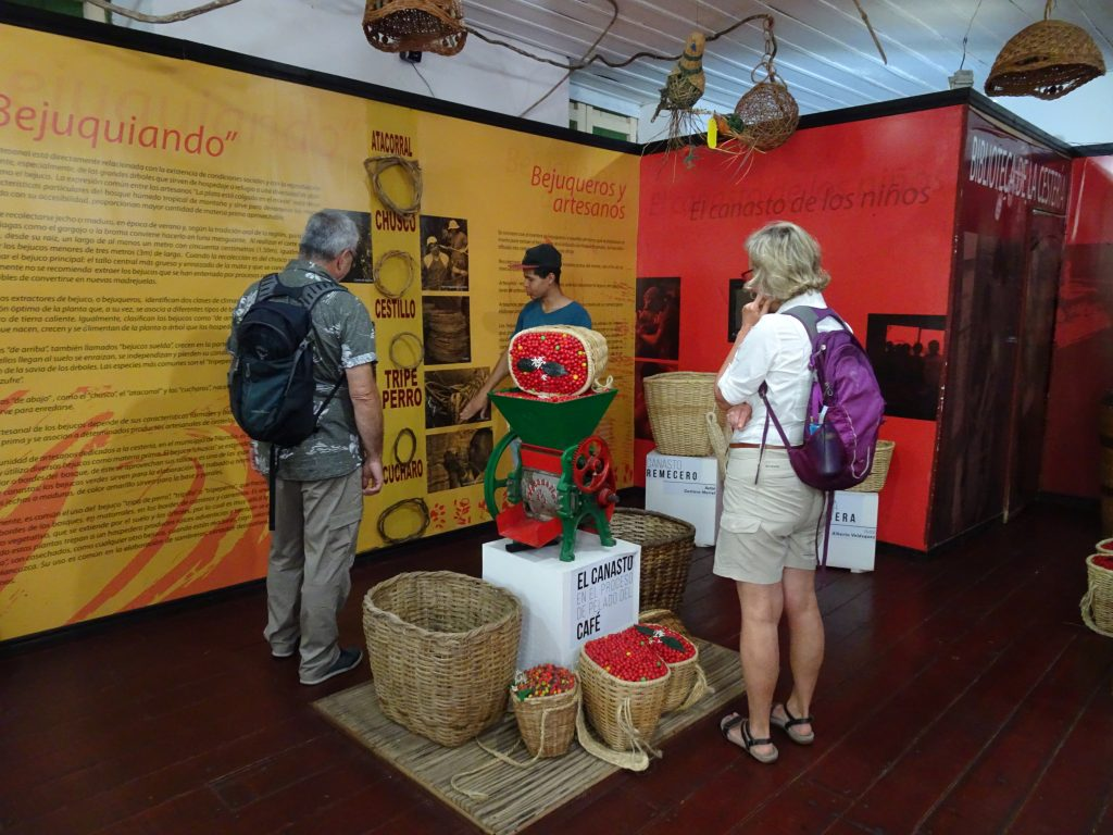 Activités en Colombie