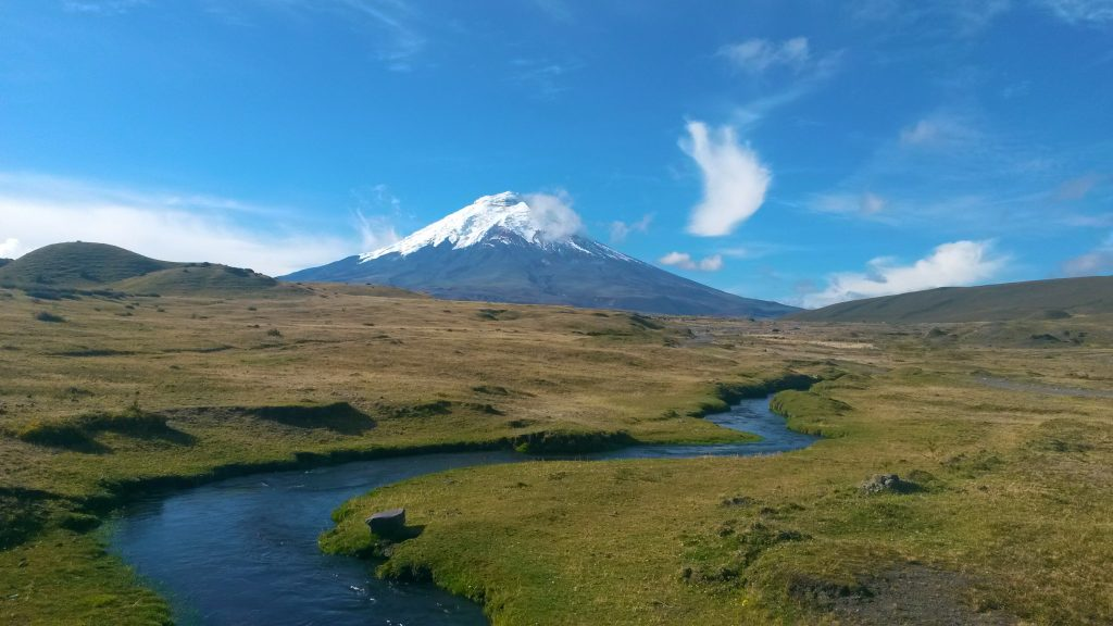 Parc National Cotopaxi