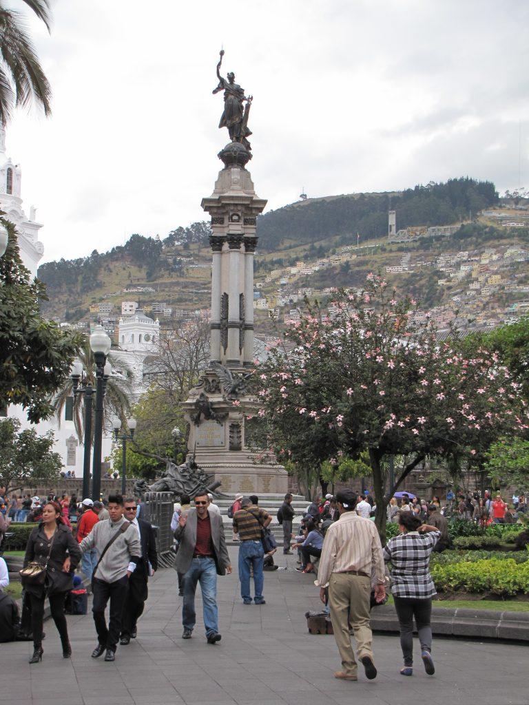 Rundreise in Ecuador