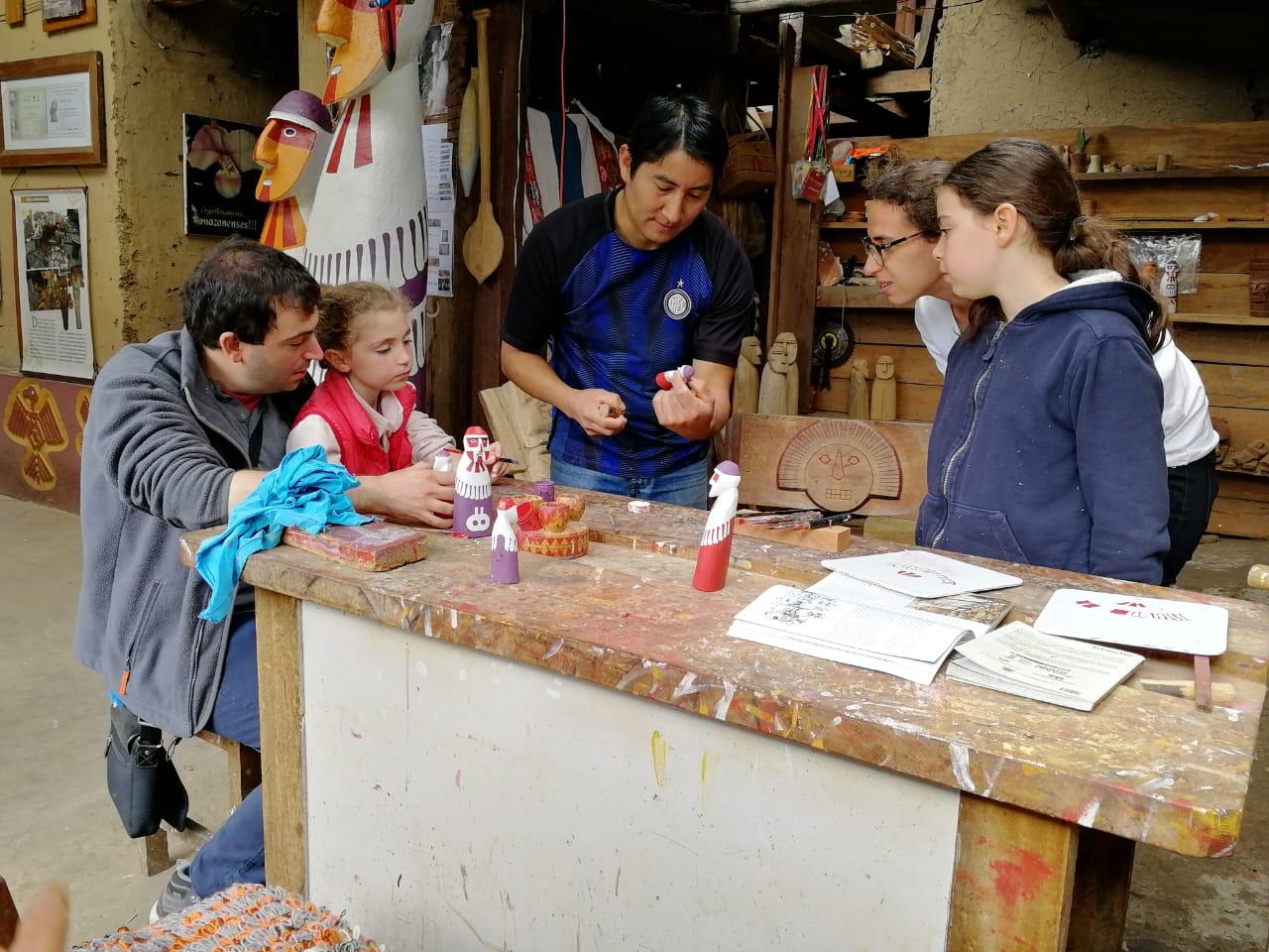 Leymebamba nord du Pérou