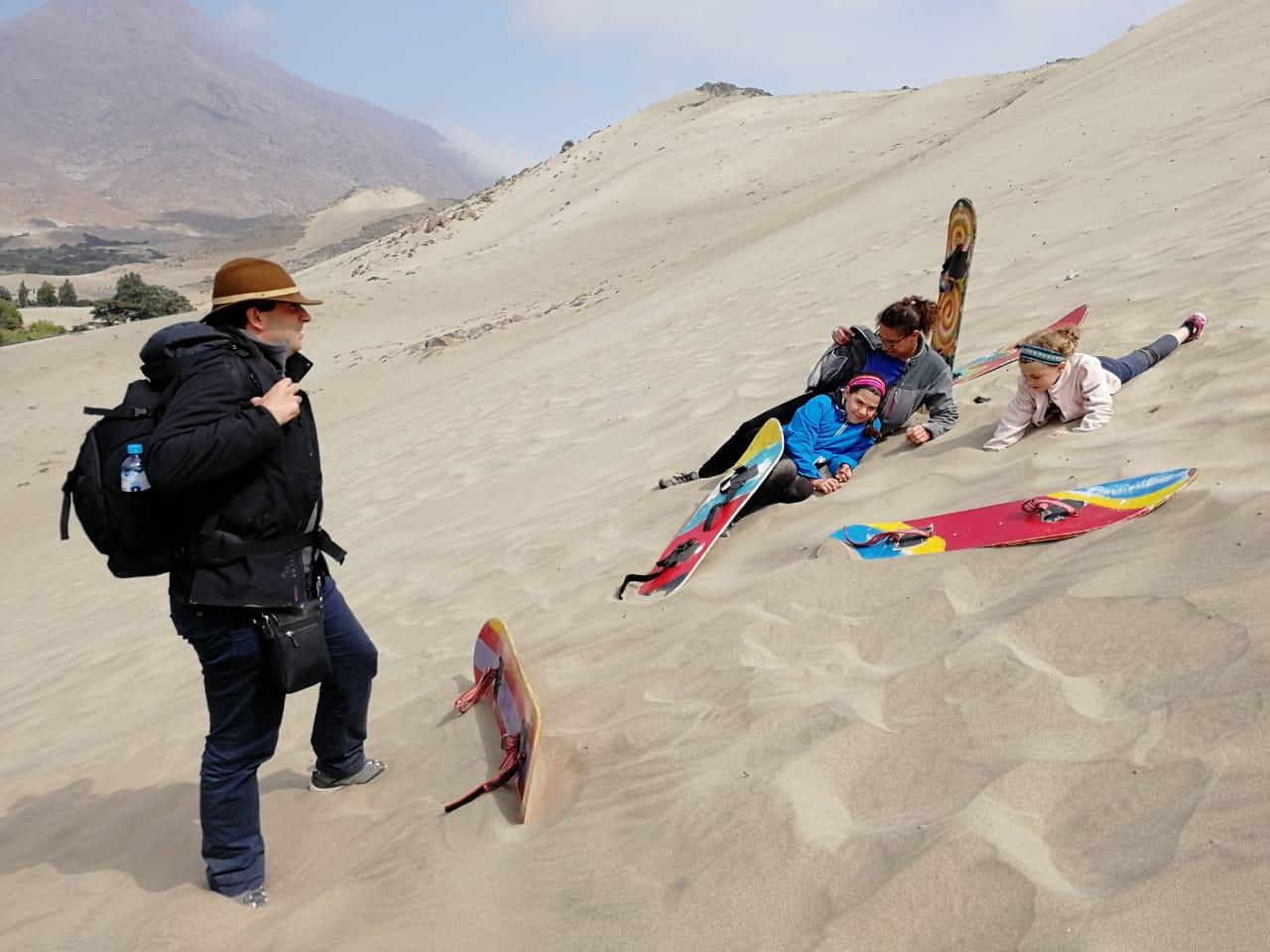 Activités avec enfants Nord du Pérou