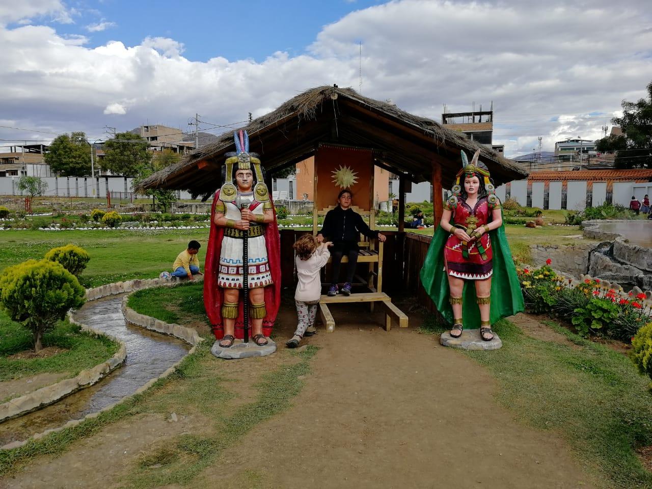 Voyage en famille nord du Pérou