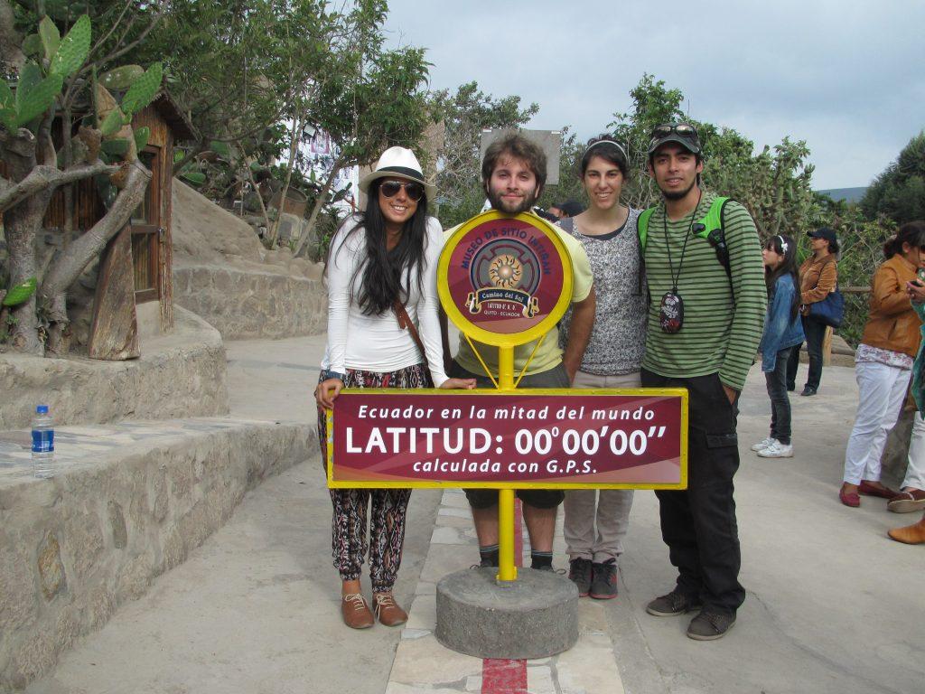 Sites to visit in Ecuador