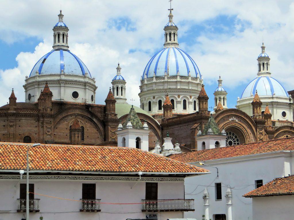 Visiter Cuenca, voyage en Equateur, à voir en Equateur