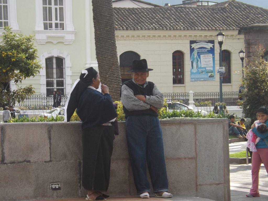 Ecuador besichtigen