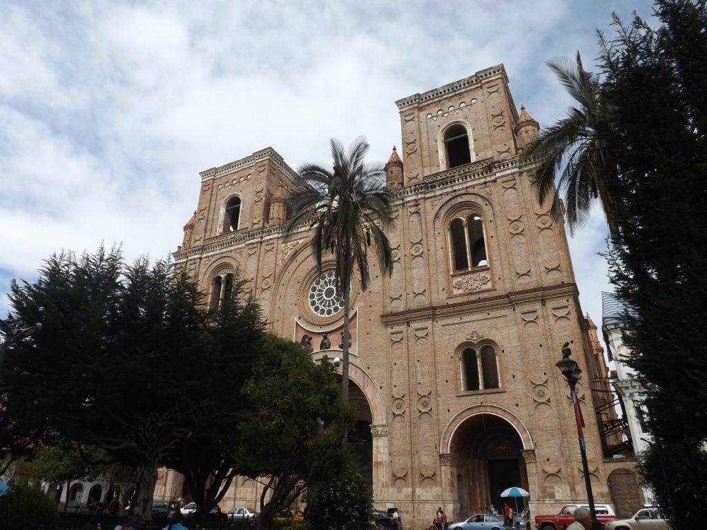 Cuenca besichtigen