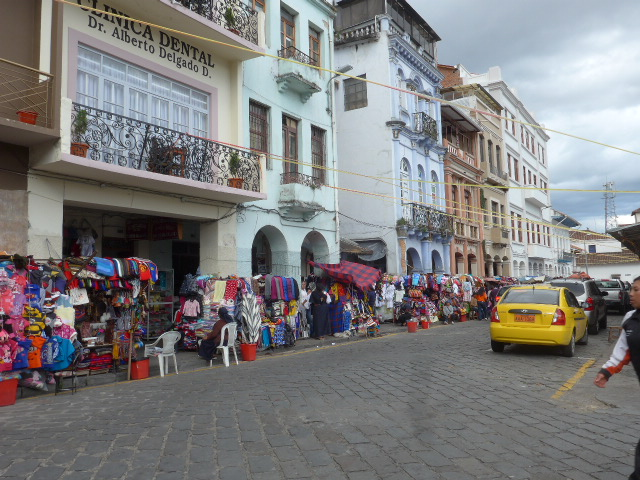 Visiter Cuenca, tourisme responsable, artisanat local