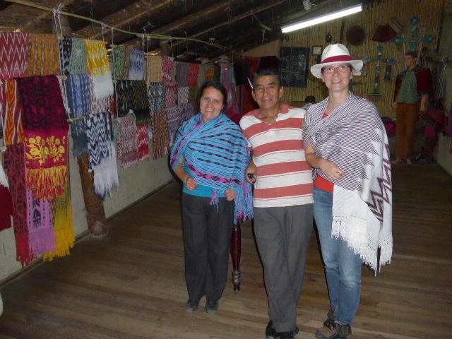 Handwerksarbeit Cuenca, nachhaltiger Tourismus, Cuenca besichtigen