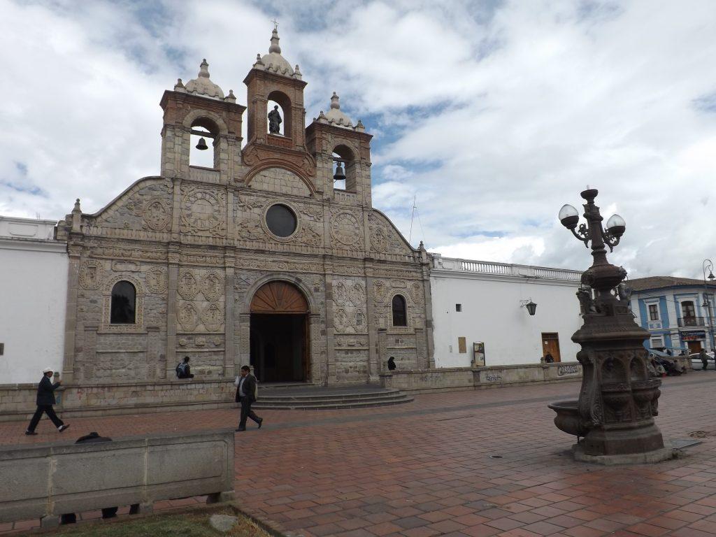 Riobamba, itinerary in Ecuador