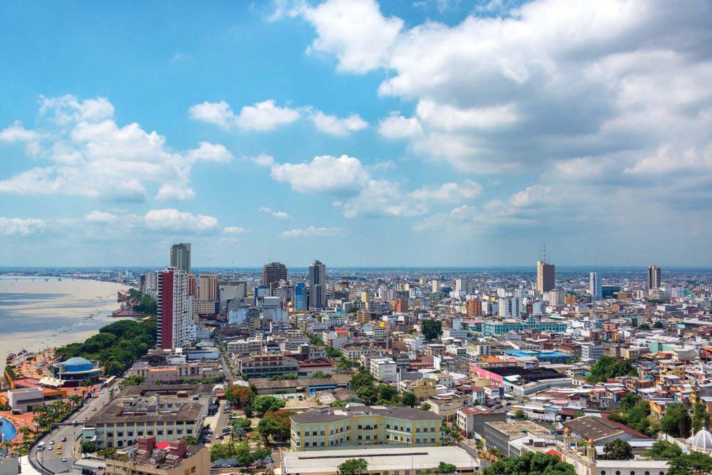 Itinéraire en Equateur, Guayaquil