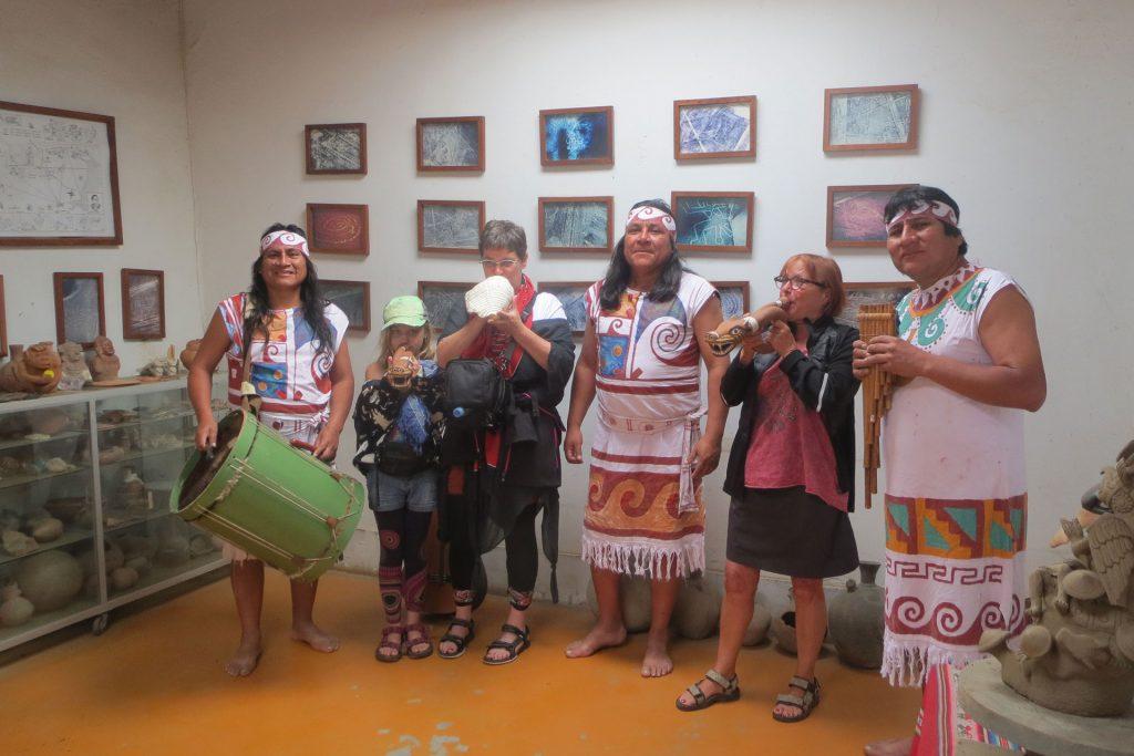 Familienurlaub in Peru